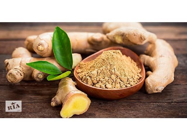 Имбирь сушеный молотый (натуральный в/с) 1 кг- объявление о продаже  в Виннице