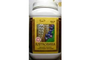 зародыши пшеницы и виноградные косточки, клетчатка, 250 грамм, мука