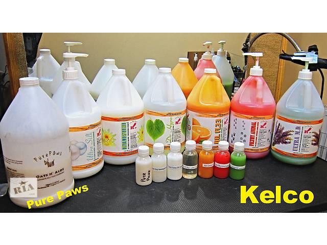 Профессиональные шампуни для собак и кошек kelco в расфасовке 100 мл.- объявление о продаже  в Днепре (Днепропетровск)