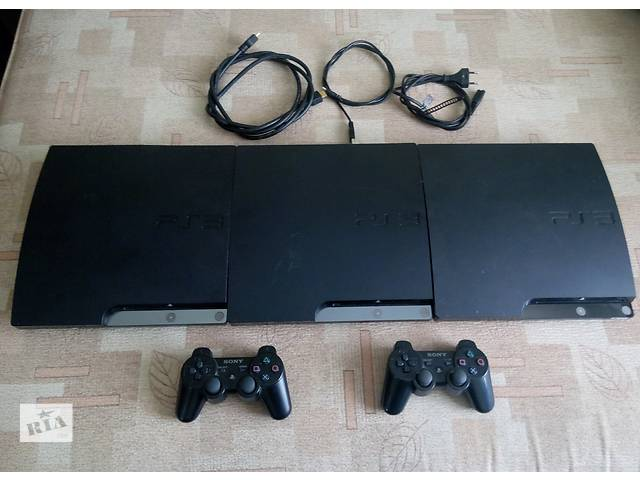 Прошита Playstation 3 PS3 Slim 320/250/160GB REBUG 4.80- объявление о продаже  в Ровно