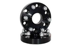 Проставка колесная Spacer Н=30 мм Шпилька 12*1,5 PCD6*139.7  DIA 67.1 -> 67.1 BLACK