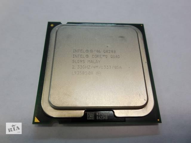 продам Процессор S775 Intel Core 2 Quad Q8200 4x2.33 GHz бу в Запорожье