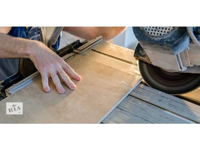 купить бу Произведем порезку керамической плитки, керамограниа, камня  по вашим размерам в Закарпатской области