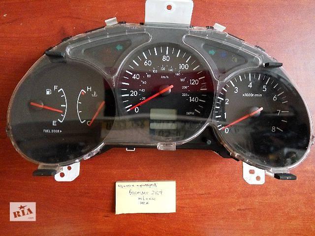 Приборная панель  Subaru Forester  2.5T МКПП мл+км- объявление о продаже  в Одессе