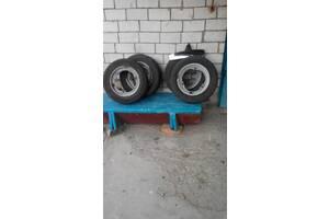 Применяемый диск з шиною для ЗАЗ 1102 Таврия 2017