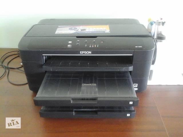 Принтер Epson с СНПЧ- объявление о продаже  в Киеве