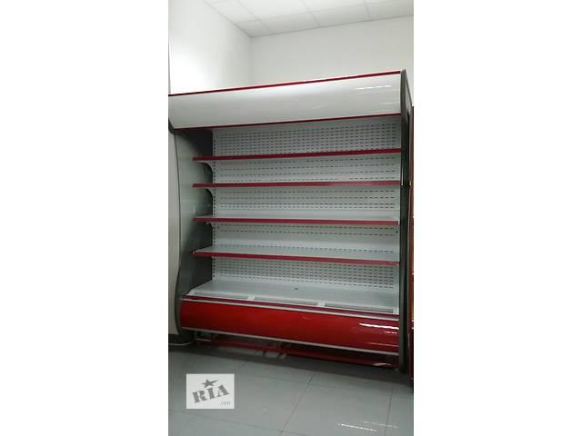 продам Пристенная витрина «Айова» 2,0 (1975*860*2270мм) бу в Ивано-Франковске