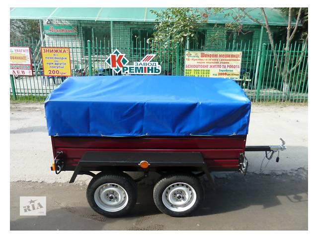 Прицеп легковой «Лев-210» 750 кг.- объявление о продаже  в Кременчуге