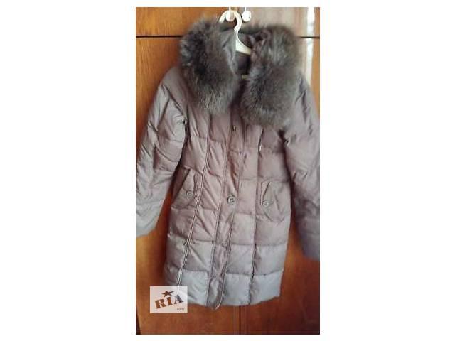 купить бу Пуховик зимний в Киеве