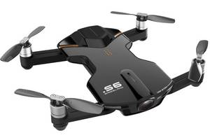 КВАДРОКОПТЕР WINGSLAND S6 GPS 4K POCKET DRONE BLACK