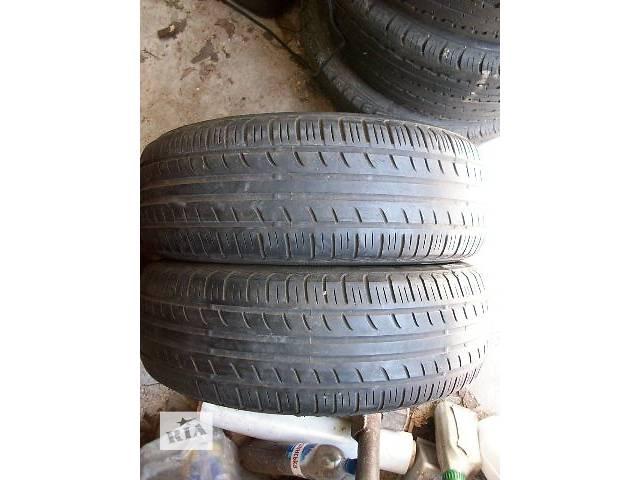 бу R15 Резина летняя бу 195/65 R15 Pirelli P6 2шт в Киеве
