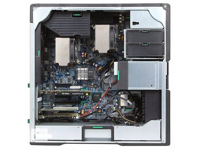 купить бу Рабочая станция  с Европы! HP Z600 Workstation / 2x Xeon Quad E5620 2.4 GHz / 12GB DDR3 / 600GB (10000rpm) / Quadro 2000 в Знаменке (Кировоградской обл.)