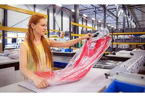 Комплектовщик товара на складе одежды (Польша)