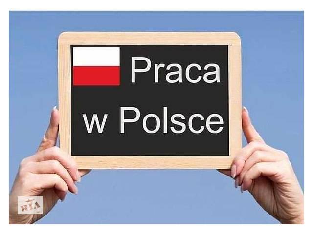 Рабочие приглашения 180/180; 365/365 - Польша!- объявление о продаже   в Украине