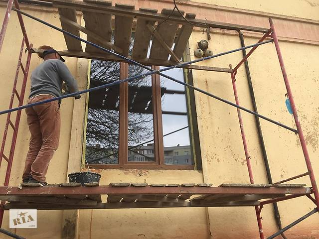 Работа в Польше 15 зл./час на руки для мужчин -специалистов на Фасады. Утепление домов- объявление о продаже   в Украине