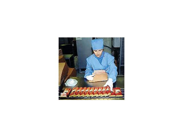 Разнорабочие на упаковку печенья (Польша)- объявление о продаже   в Украине