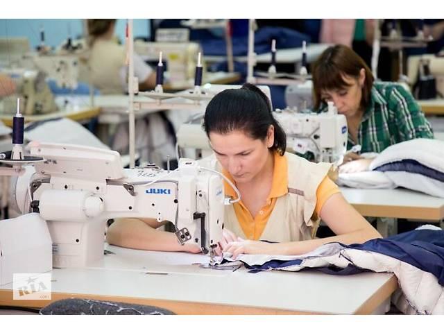 Работа в Польше. Швея 16 злотых/час нетто. Швейная фабрика по пошиву подушек, одеял и чехлов на матрас