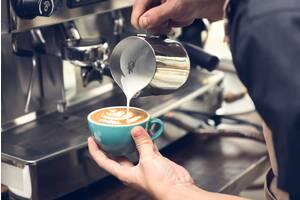 Требуется бариста, бармен, официант, повар в сеть кофеен (411-я батарея, ТРЦ Ривьера)