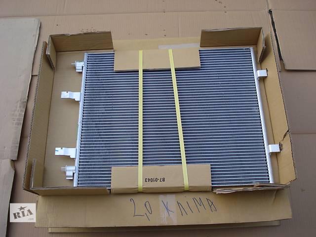 продам Радіатор Б/у, Новий 1.9dci 2.0dci 2.5dci Система охлаждения Радиатор тосола 2001-2012р.в на Renault Trafic бу в Бориславе