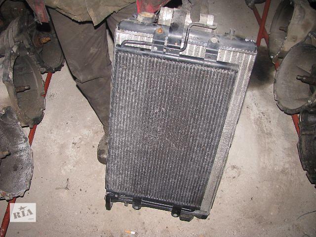 радиатор для Skoda Octavia, 1.6i, 2002, 1J0121253N - объявление о продаже  в Львове