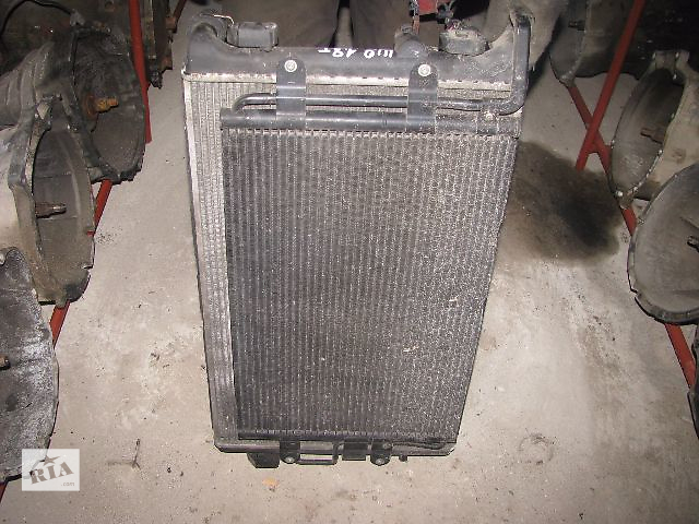 бу радиатор для Skoda Octavia, 1.8t, 2002, 1J0121253AD в Львове