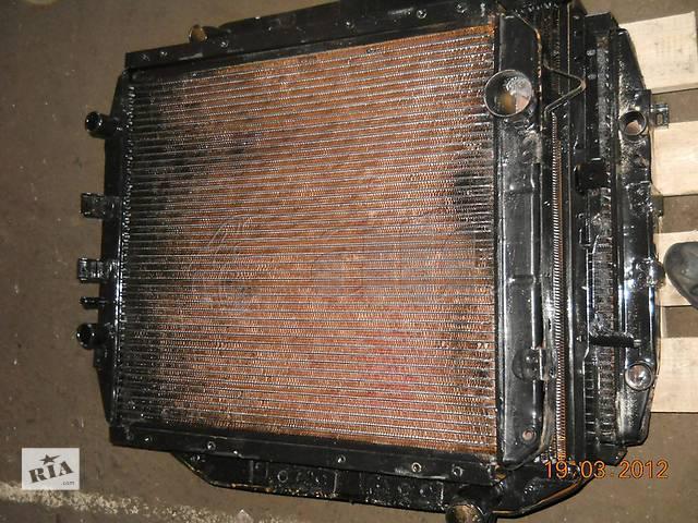 бу Радиатор охлаждения двигателя МАЗ 4-х рядный (Евро) в Днепре (Днепропетровск)