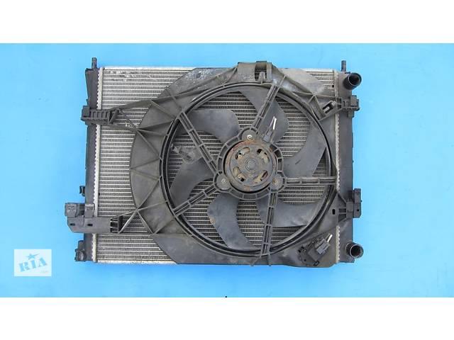 Радиатор основной, радіатор Renault Trafic 1.9, 2.0, 2.5 Рено Трафик (Vivaro, Виваро) 2001-2009гг- объявление о продаже  в Ровно