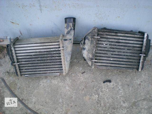 бу Радиатор интеркуллера Audi A6 Allroad в Луцке