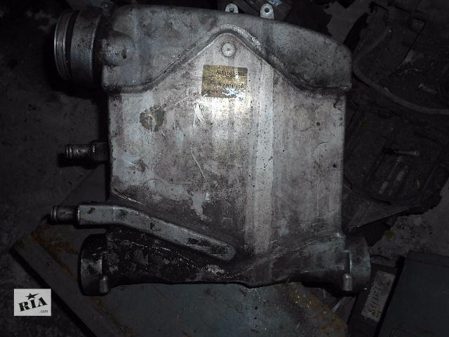 бу радиатор интеркуллера для Mercedes S220, ML163, 4.0cdi, 2003 в Львове