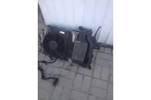 Радиаторы интеркуллера Opel Zafira