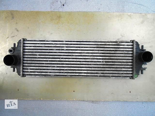 Радиатор интеркуллера, інтеркулера 1.9 Opel Vivaro Опель Виваро Renault Trafic Рено Трафик Nissan Primastar- объявление о продаже  в Ровно