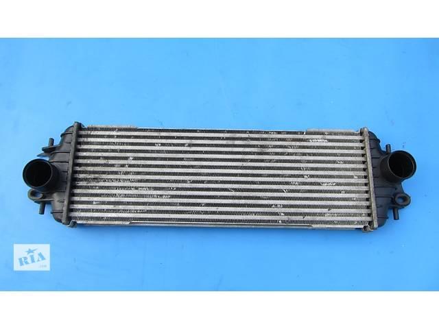 Радиатор интеркуллера, радіатор інтеркулера Renault Trafic 1.9, 2.0, 2.5 Рено Трафик (Vivaro, Виваро) 2001-2009 гг- объявление о продаже  в Ровно