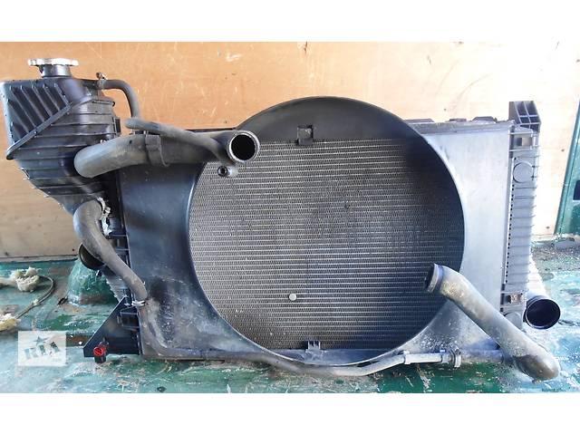 бу Радиаторы комплект + диффузор 2.2 2.7 Cdi OM 611 612 Mercedes Sprinter 903, 901 (96-06гг) 208 - 616 в Ровно