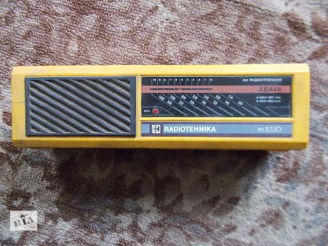 бу Радиоприемник ABAVA (АБАВА) РП-8330 в Каменке-Днепровской