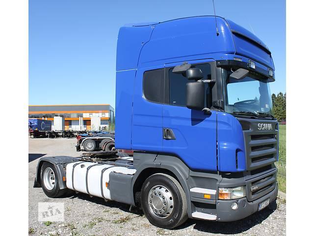 купить бу  Рама для грузовика Scania R 420 в Умани