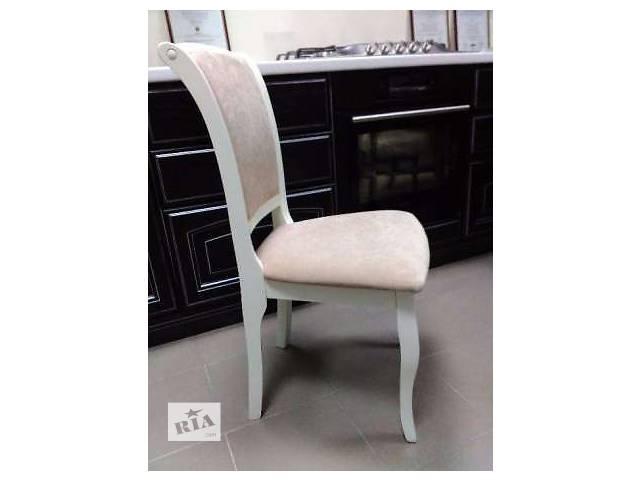 продам Распродажа! Мягкие стулья Кабриоль из дерева со скидкой! бу в Киеве