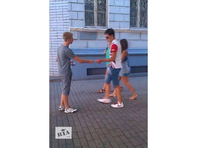 купить бу Раздача рекламы на улицах, перекрестках Днепропетровск в Днепре (Днепропетровск)