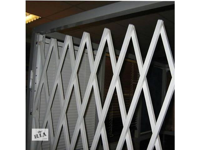 купить бу Раздвижные решётки типа ширма в Харькове