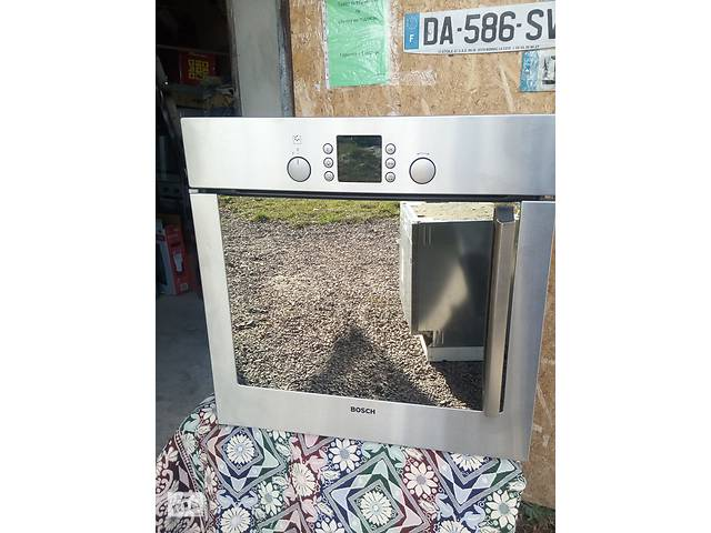 Bosch-независимая электро духовка под застройку б.в из Германии- объявление о продаже  в Каменке-Бугской