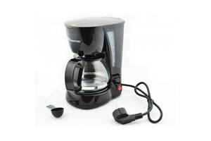 Капельная кофеварка DOMOTEC MS-0707 Черный (007050)