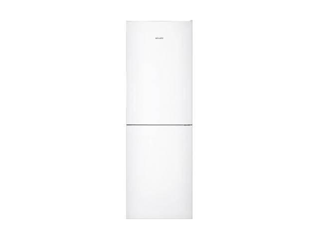 купить бу Холодильник ATLANT XM 4619-100 (XM-4619-100) Тип холодильника - двокамерний, об'єм холодильної камер в Дубно