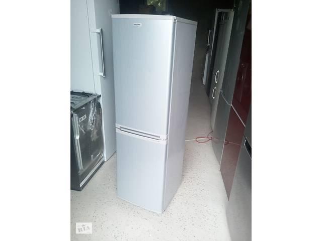 Холодильник сірого кольору МПМ стан нового з Європи- объявление о продаже  в Каменке-Бугской