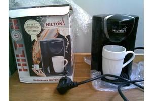 Нові Крапельні кавоварки Hilton