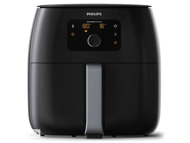 купить бу Мультипечь Philips HD9650/90 Черный (7740192) в Киеве