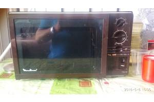 Холодильники, газові плити, техніка для кухні Moulinex