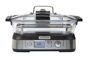 Пароварка / яйцеварка Cuisinart STM1000E