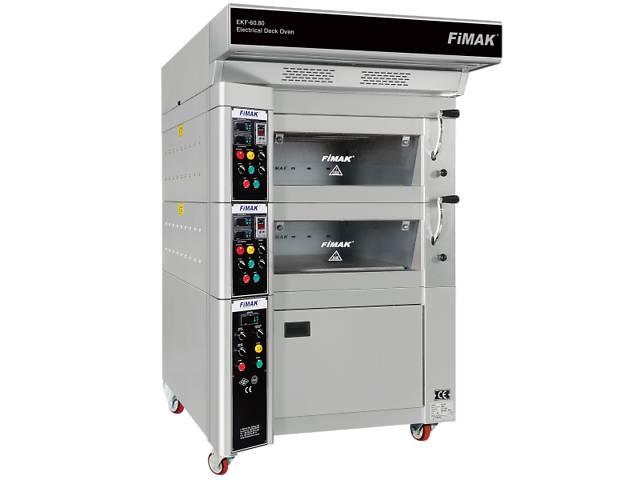 Подовая печь  EKF60*80/1  Fimak (электрическая)- объявление о продаже  в Києві