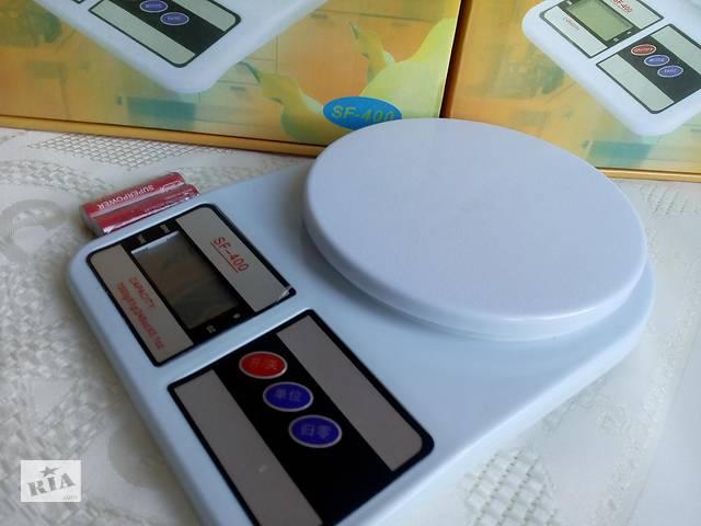 купить бу Весы электронные Electronic Kitchen Scale SF-400 в Днепре (Днепропетровск)