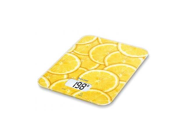 бу Весы кухонные BEURER KS 19 lemon (4211125/704.08/7) в Киеве