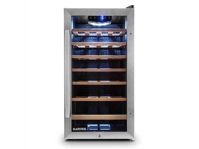 продам Винний холодильник klarstein 10028491 26 пляшок 88L бу в Львові